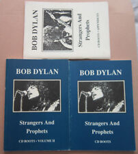 Bob Dylan Strangers And Prophets Volume II And Appendices Paperback Books