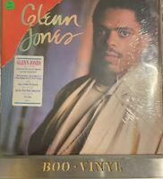 GLENN JONES - Self Titled ~ VINYL LP US PRESS Ex Con