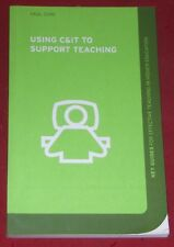 USING C&IT TO SUPPORT TEACHING ~ Paul Chin