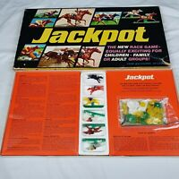 Jackpot- Horse racing board game - Holdsons Vintage 1971 Amazing condition