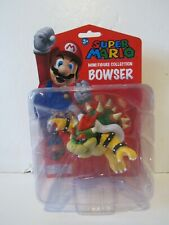 Nintendo Super Mario Mini Figure Collection Bowser Action Figure NIP