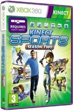 Xbox 360 - Kinect Sports Season Two (2) **New & Sealed** Official UK Stock