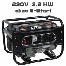 DeTec 3300W Benzin Stormzeuger - 230V (2000010001)