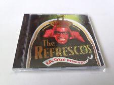 """THE REFRESCOS """"¿ A QUE PISO VA ??"""" CD 12 TRACKS COMO NUEVO"""