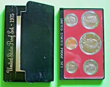 1975 United States Mint Proof Coin Set