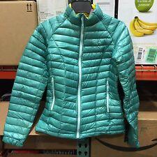 Mountain Hardwear Women's Ghost Whisperer Down Jacket Spruce Blue Size Small US