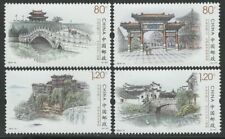 CHINA 2019-10 ANCIENT TOWNS IN CHINA stamp set of 4, MINT NH