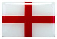 3D Kfz-Aufkleber (gedomt) Flagge England (R90)