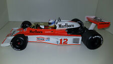 SIGNED MINICHAMPS 1:18 McLaren Ford M23 J. Mass 1976 530761812 MARLBORO LIVERY