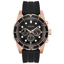 Bulova 98A192 Chronograph Wristwatch