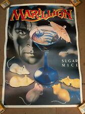 Marillion Promo Poster - Sugar Mice