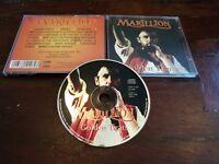 Marillion - Golden Tears Live Europe 1986 Italy Press Cd Eccellente