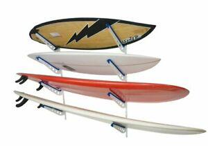 Surfboard Wall Rack - Quad Adjustable