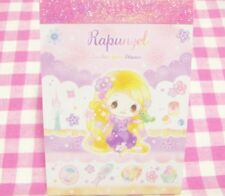 KAMIO JAPAN / Disney Princess Rapunzel Mini Memo Pad / Japanese Stationery