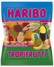 3 kg Haribo Tropifrutti in Top Qualität mit kostenloser Lieferung MHD 07 / 2018