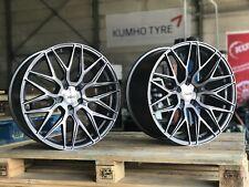 20 Zoll Felgen 5x112 Concave Alufelgen BMW G30 G31 Mercedes C63 AMG E W207 W213