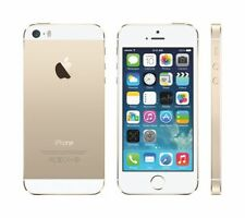 Cellulari e smartphone Apple iPhone 5s in oro con fotocamera