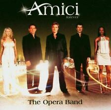AMICI FOREVER: THE OPERA BAND - CD (2003) 15 TRACKS