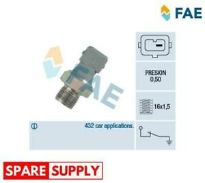 OIL PRESSURE SWITCH FOR CITROËN FIAT HYUNDAI FAE 12460