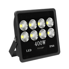 400W LED Flood Light Ultra Bright Cool White Backpack Waterproof High Power IP65