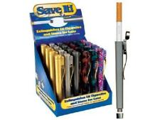 Durable Metal Cigarette Saver Snub Slim Case Tube Smoke Keeper Snuffer NEW US