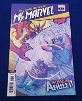 MARVEL COMICS MAGNIFICENT MS MARVEL #13 2ND PRINT VAZQUEZ VARIANT