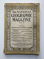 National Geographic Magazine - April 1926 - The Amazon, Father Of Waters