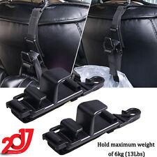 2017 Car Seat Back Headrest Holder Hook for Bag Coat Organizer Holder Universal