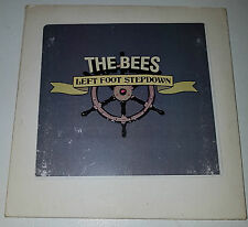 RARE The Bees - LEFT FOOT STEP DOWN - 1 track promo CD