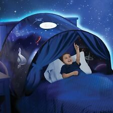 Baby Space Adventure Theme Dream Tents Kids Pop Up Bed Playhouse Folding Tent U#