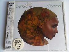 JOY DENALANE MAMANI - NEW & SEALED - RARE & OOP JAPAN CD - BONUS TRACK - SOUL