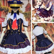 Love Live!School Idol Project Cosplay Costume Minami Kotori Outfit Dress Uniform