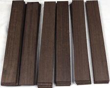 Wenge guitar fretboard blanks fingerboard WF24 **Free USA Shipping!**