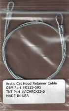 ARCTIC CAT SNOWMOBILE HOOD CABLE PANTHER WILDCAT THUNDERCAT JAG EXT 0115-595 NEW