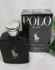 Polo* Black By Ralph Lauren* 4.2oz 125ml  EDT Spray Perfume* For Men* New In Box