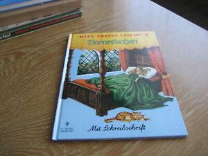 Dornröschen, Mein erstes Lesebuch in Schreibschrift