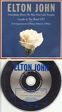 Elton John Candle in the wind 1997. Princess Diana. CD-Single Sehr gut!