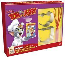 Tom et Jerry Abracapatatra COFFRET DVD + KIT CUISINE NEUF SOUS BLISTER