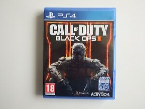 Call of Duty: Black Ops III on PS4/PS5 in NEAR MINT Condition