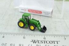 Wiking 095838 John Deere 6820 S Agricultural Tractor w/ Front Bucket 1:160 N