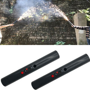 2pcs Cold Fireworks Firing System Hand Held System for Cold Pyro Wedding Party