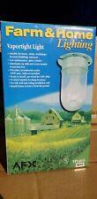 AFX Farm/ Home Vaportight American Fluorescent Corporation Incandescent VP140-6