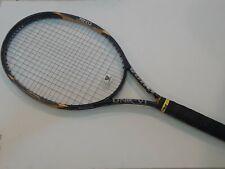 Volkl Dnx V1 MP Raqueta De Tenis-Grip 4 1/2 Encordada nuevo Antivibrador & Fresh Cuerdas