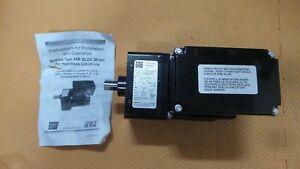 Bodine 34B4BEBL-WX3 Gearmotor 12V 3PH DC 67 RPM 1/5 HP 12VDC Gear Motor Electric