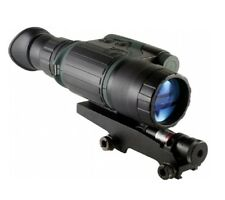 Yukon 3x42 NVMT Spartan Night Vision Riflescope Kit,(UK)