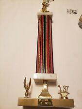 1st Place Golf Trophy