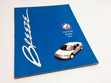 1997 Plymouth Breeze Brochure