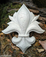 """Green man bird feeder mold plaster concrete mould  13.5/""""H x 9.5/""""W x up to 4/"""""""