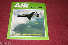 Air Pictorial 1986 July RAF,BCAL British Caledonian