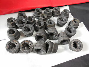 OEM Ford F250 F350 Lug Nut Set (x32) Great Condition NEW take offs  Fast 14x2.0